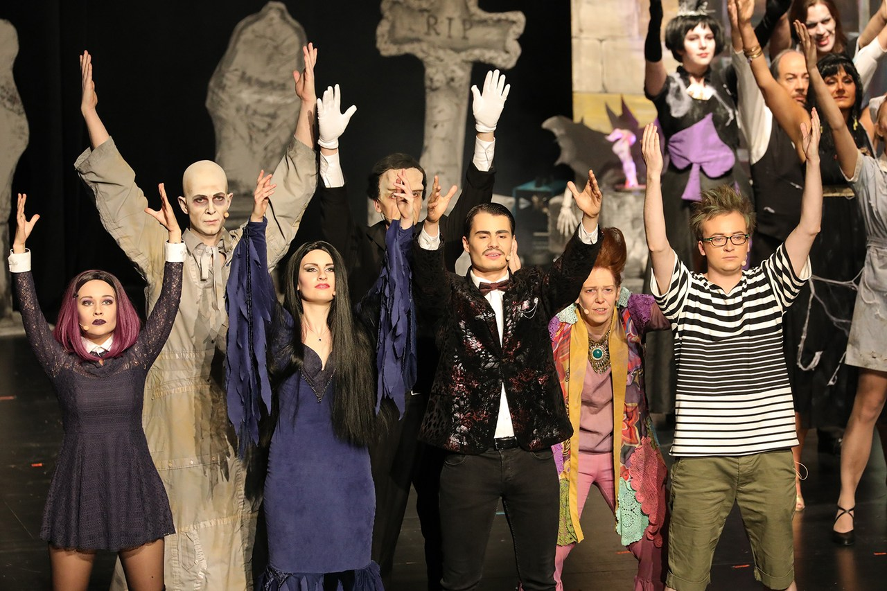 Galerie 'The Addams Family'