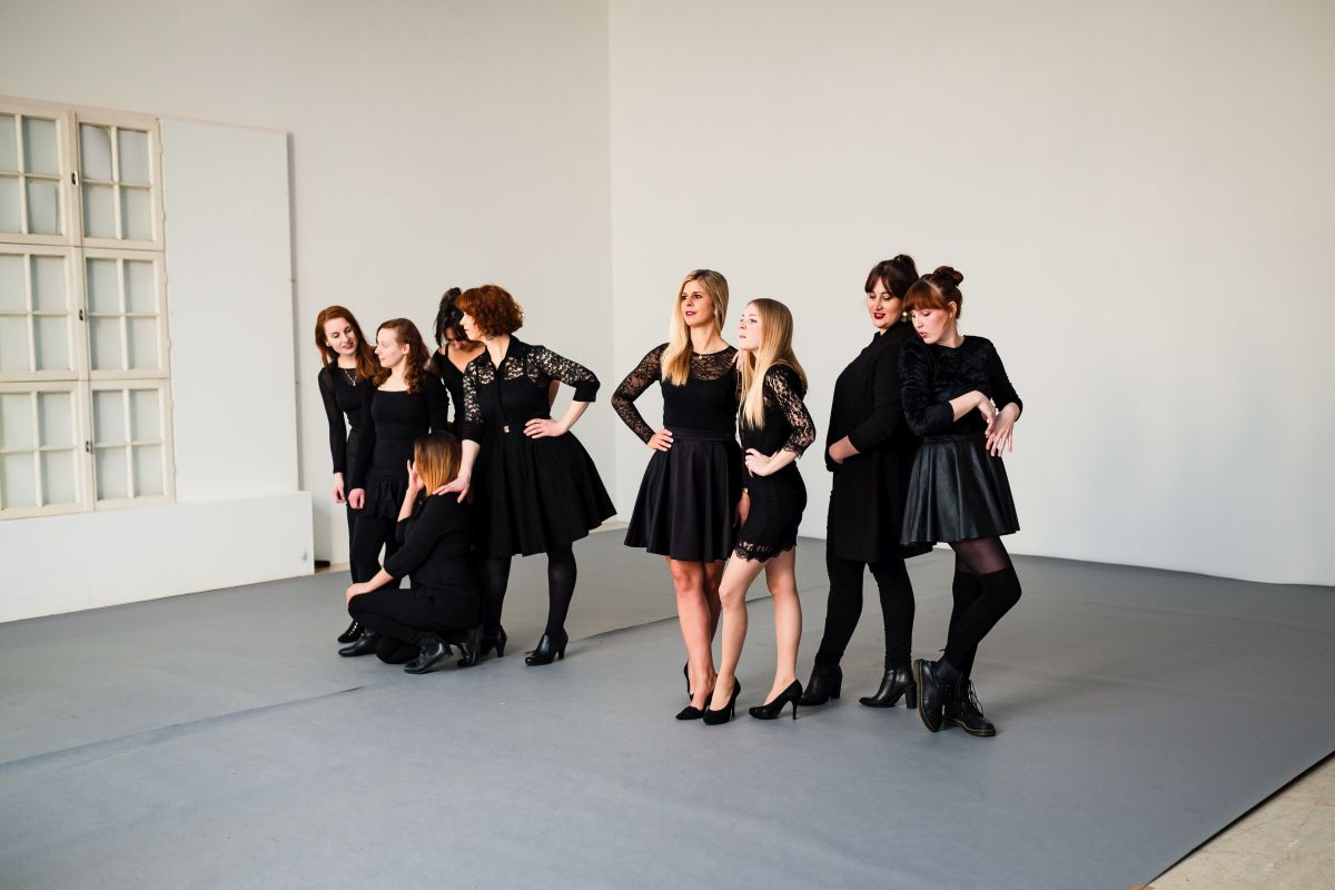 Beitragsgalerie 'Fotoshooting 2018 bei CAG'