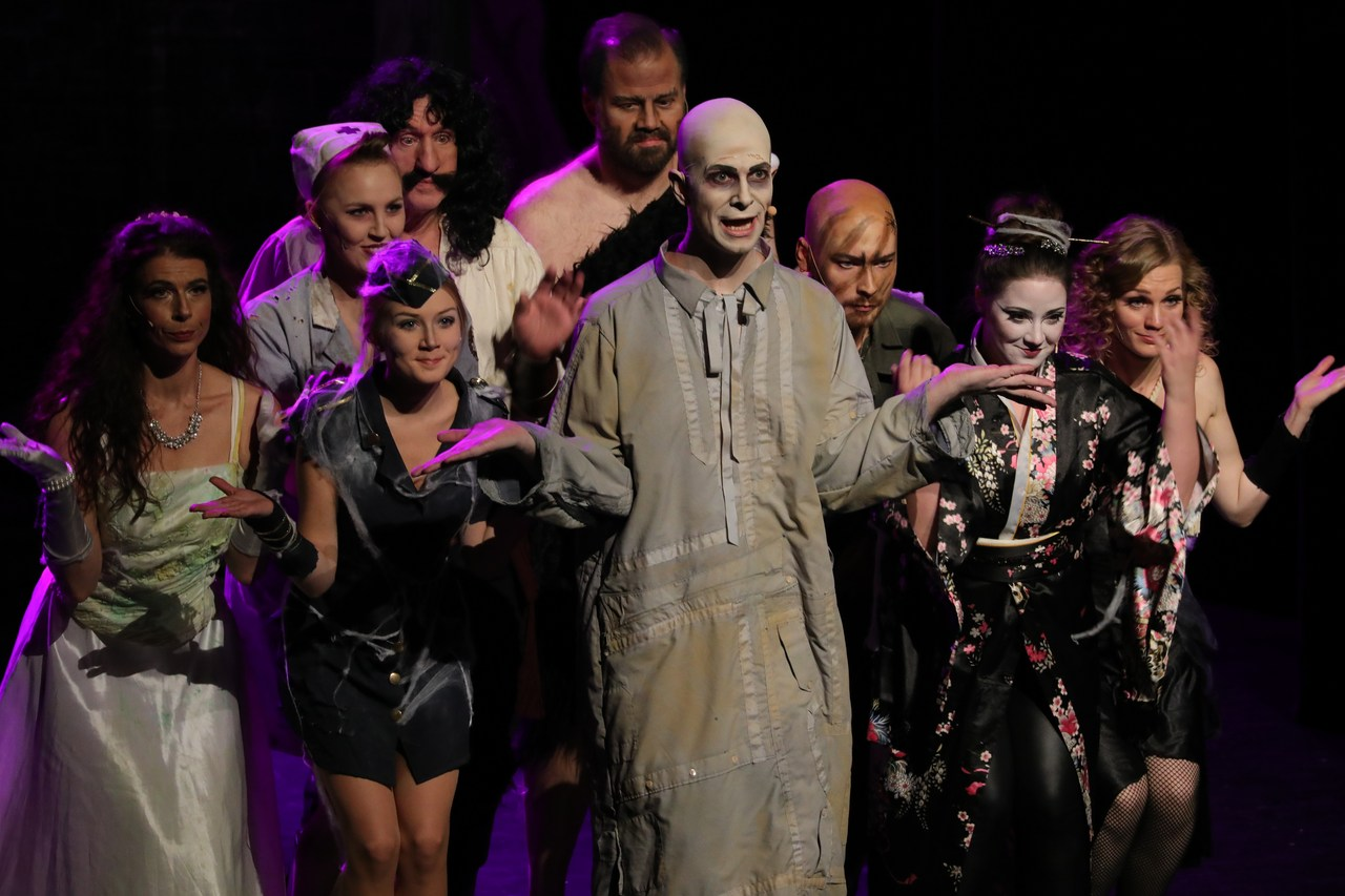 Beitragsgalerie 'The Addams Family - Das war's!'