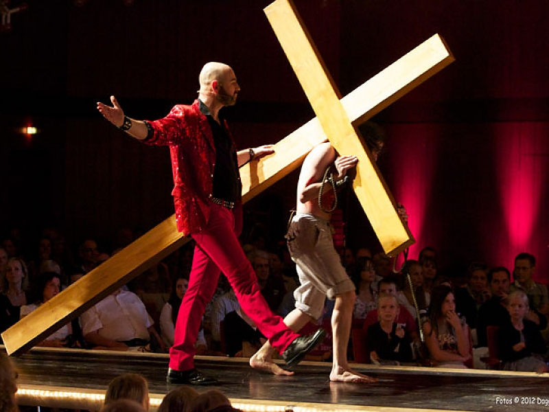 Impressionen zu Jesus Christ Superstar